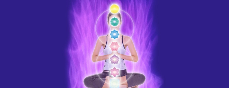 Meditación para purificar los chakras con Llama Violeta
