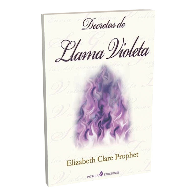 Libro Decretos de Llama Violeta